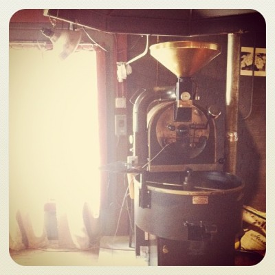 Roaster (Taken with Instagram)