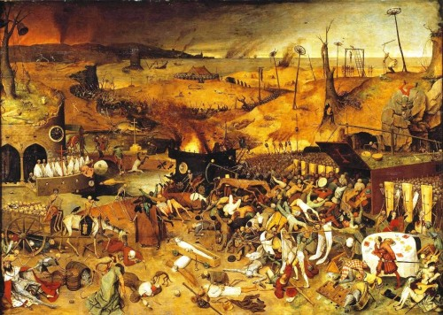 The Triumph Of Death (1562) by Pieter Bruegel