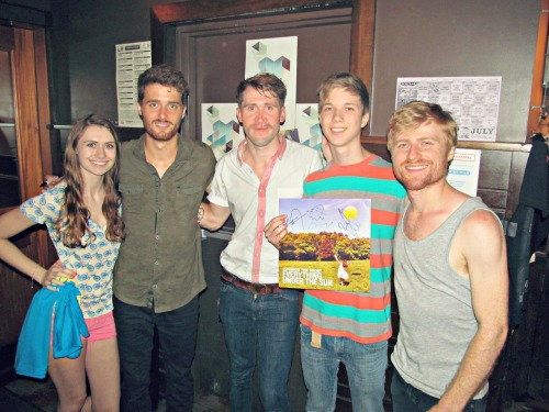 jco w/ jukebox the ghost omg~