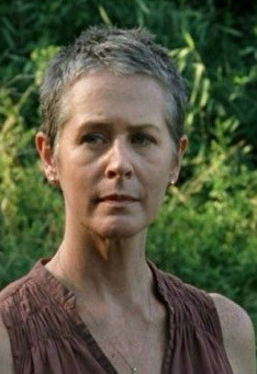 "seltzeraddict:  I'm not a big ""Caryl"" shipper, but I can't help feeling that if Carol had longer hair that wasn't grey and was of a considerably younger age, people would stop hating on her. And it's sick but half the time I feel like they hate her because she's the only female that has any connection to Daryl and she's not your conventional beauty. So many young women love Daryl Dixon / Norman Reedus, and they want a female character they can self-insert so that they can essentially 'fall in love' with him. Why isn't Carol good enough? At least she'd be canon. As for people hating on her because ""she didn't do shit to save her daughter"" do you not remember her trying to run after Sophia but Lori held her back? What's more, she's inexperienced with a weapon, and although it wasn't said in the show, I'm sure they told her not to go looking for her on her own. She DID help search when they were with a group. Watch the episodes again. She seems to have lost hope for her daughter the moment she left her sight because she probably knew from the start her daughter was dead, but like most people in that sort of situation, you feel like if you don't hope for the better you're only jinxing it and practically wishing for the worst.  Just tired of the constant hate towards this character. Try picking on someone else instead of someone who did nothing wrong except lose her daughter. And don't give me that 'she tried to turn Daryl on Rick' bull crap — wouldn't you second guess trusting a leader who killed a member of your group? They only had Rick's word to go on, Shane wasn't there to hear his side of the story. Rick could've said ANYTHING to make his actions justified.  And 'Carol left Andrea for dead'? ANDREA HAD A GUN. Carol was unarmed! What would you have done in that situation? I bet you would run for your life too.   Pretty much agree on this except the part about Rick killing Shane. She did try to get Daryl to turn on Rick and yes, they  only had Rick's words but they had a lot of Daryl's actions too. The mere fact that Daryl would say Rick had honor, had done alright by him and the mere fact that Daryl was still there should have been clue enough for Carol.  Daryl doesn't do bullshit. He can sniff it out quicker than anything and y'all saw it at Otis' funeral when he gave Shane the ""you are so full of shit"" look. I get why Carol was upset, and I get all her emotions but I don't agree w/ her trying to get him to turn on Rick. I DO still adore  her though, and don't ship them as a couple either. IF they're going to put her and Daryl together I pray god it's believable (which the writers of this show rock, so…), but honestly I don't know if I see Daryl with anyone. Keeping an open mind but the only ship I sail on is Rickyl. :D"