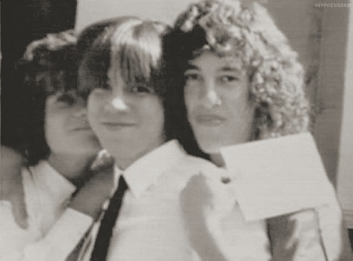 pepperslandia:  Flea,Anthony and Hillel <3