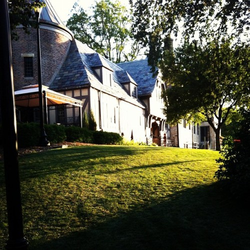 Taken with Instagram at Ewing Manor and Theatre