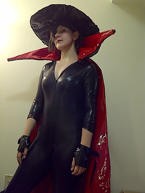 zeekayart:  my cybersix costume!! so excited to wear it on saturday!  I really don't think I've ever seen a cybersix cosplay ever…