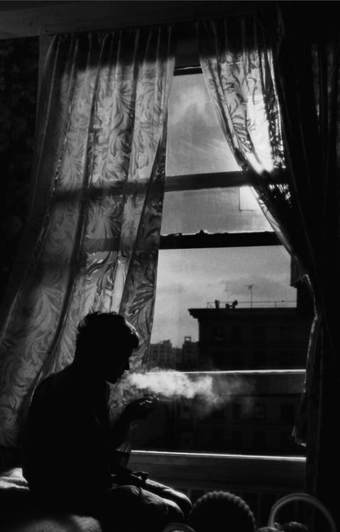 silfarione:  Taking a decision by Donata Wenders. 1999