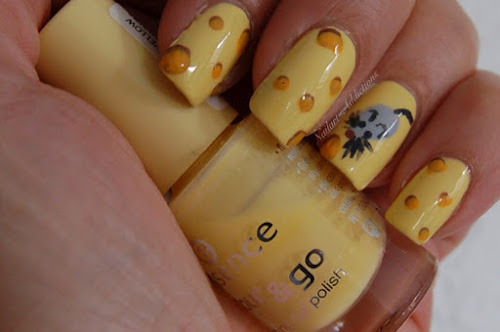Did you say Cheese? http://nailartaddictions.blogspot.nl