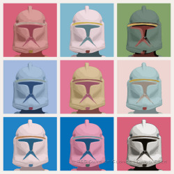 "Andy Warhol inspired Clone Trooper artwork. Check out this one and many more at Eger's ""Clones Photos"" set on flickr."