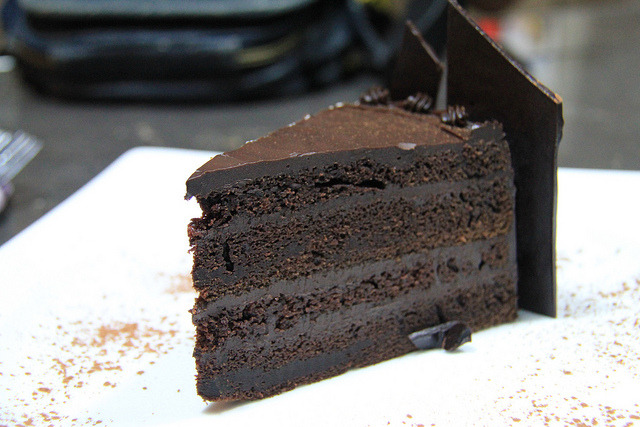 (со страницы IMG_8515 Chocolate Cake | Flickr - Photo Sharing!)