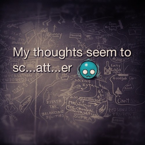 #ProblemsCreativePeopleHave (Taken with Instagram)