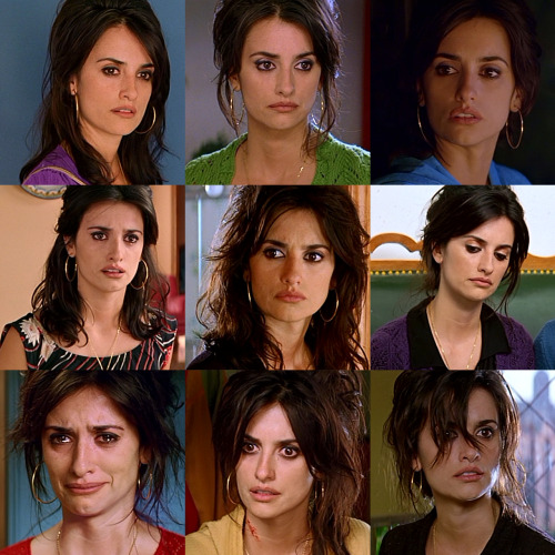 Penélope Cruz and her stunning beauty in Volver