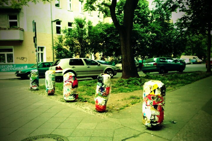 urban intervention - neukölln - berlin