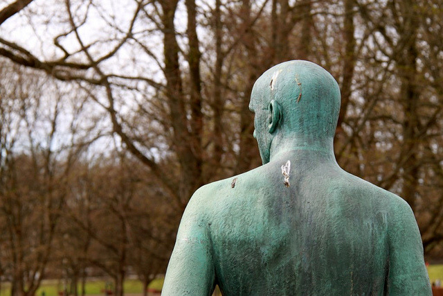 Statues' sweat on Flickr.