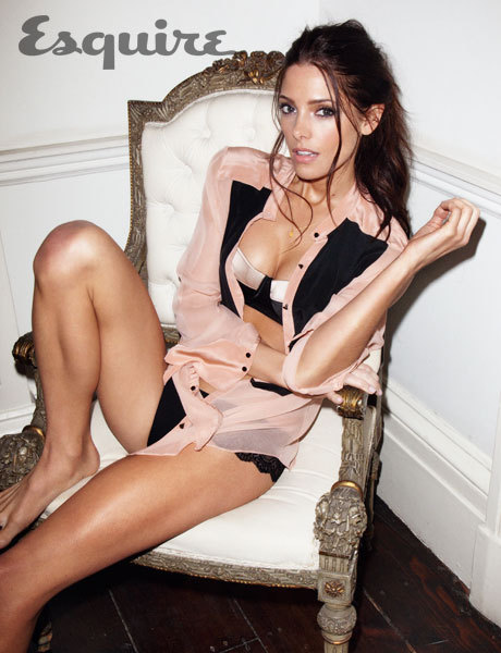 Ashley Greene for Esquire