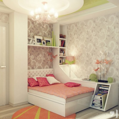 homedesigning:  Terrific Young Teenager's Rooms