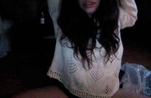 got this sweater 2.