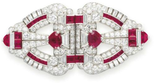 Brooch Raymond C. Yard, 1930 Christie's