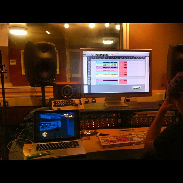 Recording/GTA3 (Taken with Instagram)