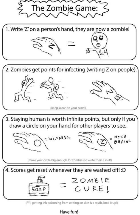 niknak79:  The Zombie game