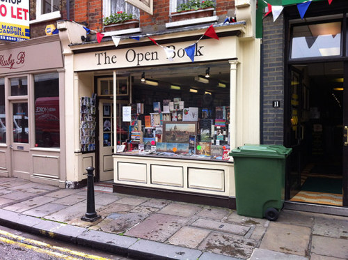 bookmania:  It's the Independent Booksellers' Week! Writers from Michael Frayn to Deborah Moggach are celebrating Independent Booksellers' Week by talking about the local store they love.