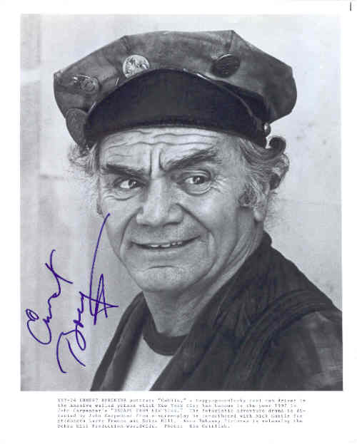 Ernest Borgnine (January 24, 1917 – July 8, 2012)