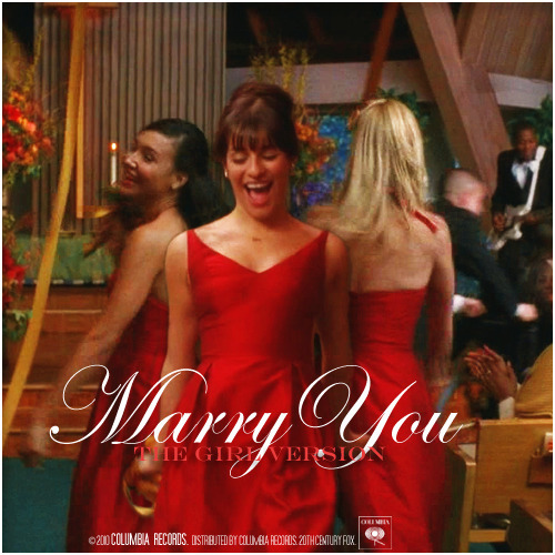 2x08 Furt | Marry You Requested Alternative Cover Request by brittanagraduates