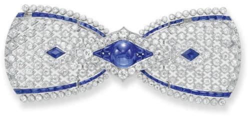 Brooch Cartier, 1930 Christie's