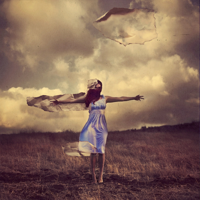 ahnishwari:  patchwork child - Brooke Shaden