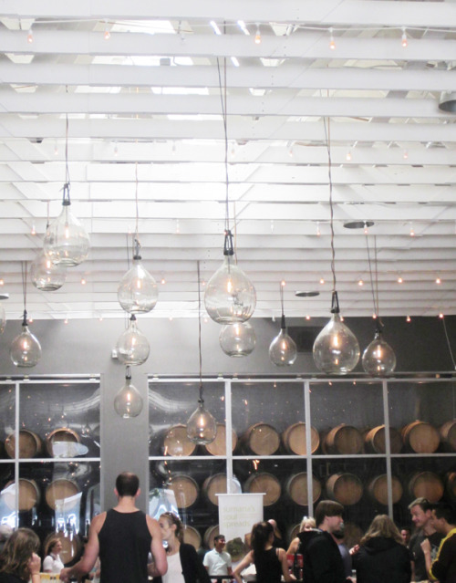 bluxome street winery, san francisco via: kat&muse