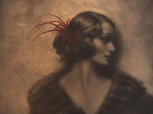 art-and-dream:  Art painting retro by Hamish Blakely English