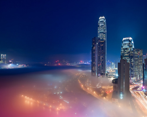 wonderingorbit:  Mist strikes HK by CoolbieRe