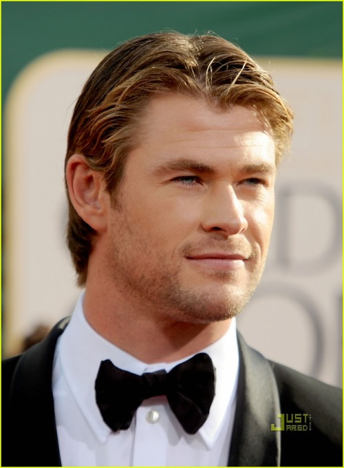 the most amazing Chris Hemsworth