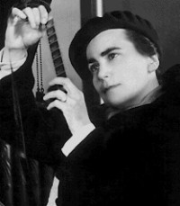 Women of the Day: Dorothy Arzner, a female director from the 20-40's. A time when there were very few, if any, female directors.