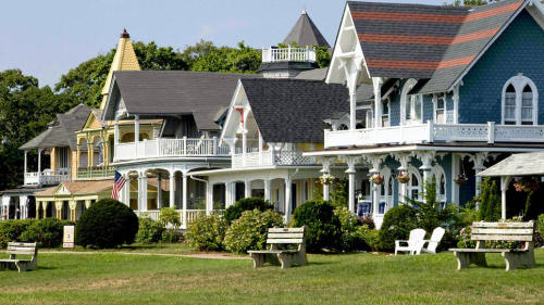 travelchannel:  Martha's Vineyard, Oak Bluffs, Massachusetts (via Martha's Vineyard : Daily Escape : Travel Channel)