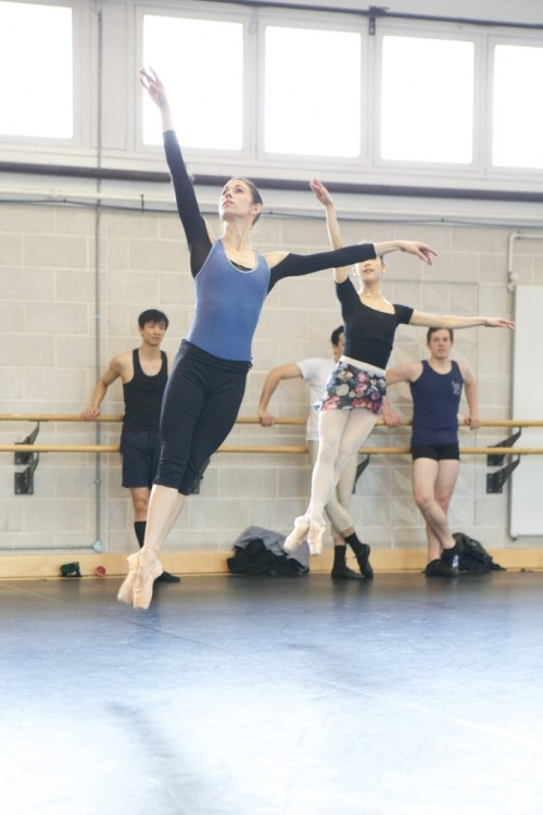 Martha Leebolt in rehearsals… (via Sugar Plum moments with Martha Leebolt, Premier Dancer with Northern Ballet | Ballet NEWS | Straight from the stage - bringing you ballet insights)