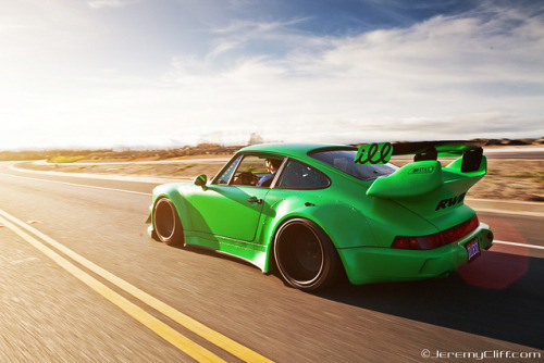 """Pandora One"" RAUH Welt-BEGRIFF (RWB) Porsche for Total 911 Magazine by jeremycliff on Flickr."