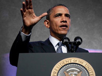 President Barack Obama will call on Monday for a one-year extension of Bush-era tax cuts for families earning less than $250,000 a year, according to a White House official, seeking to spare the economy the impact of taxes going up on January 1st. Details here.