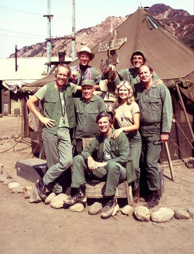 Love M*A*S*H? We'll be chatting about it this week and showing an 8-episode block this Sunday starting at 5PM Eastern on TV Land. Tune in today at 6:13PM Eastern for two great episodes. Which episode is your favorite?