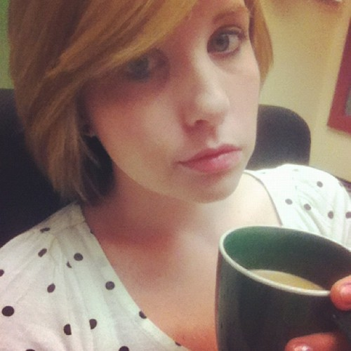 2nd cup and its only 1030..ef you Monday.  (Taken with Instagram)