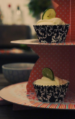 Yum! Margarita Cupcakes made by my brother's girlfriend Danielle. So delicious!