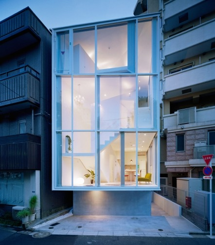 Residential Architecture: Life in Spiral House by Hideaki Takayanagi..(via * Residential Architecture: Life in Spiral House by Hideaki Takayanagi)