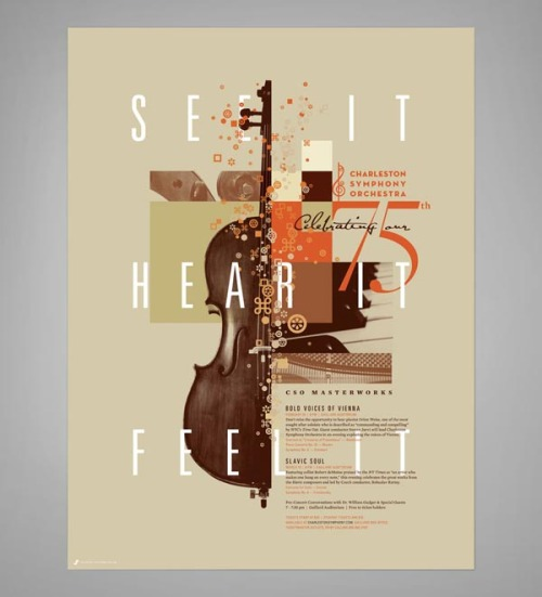 weandthecolor: Outstanding graphic design for your inspiration Some graphic design works by designer, illustrator, and art director J Fletcher Design from Charleston, South Carolina.