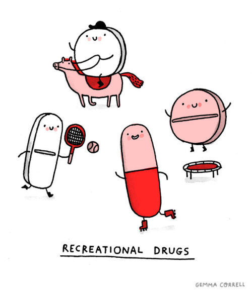 laughingsquid:  Recreational Drugs