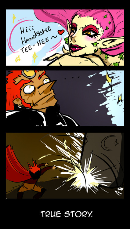 Oh Ganondorf, I would have done the same thing. Don't feel bad.