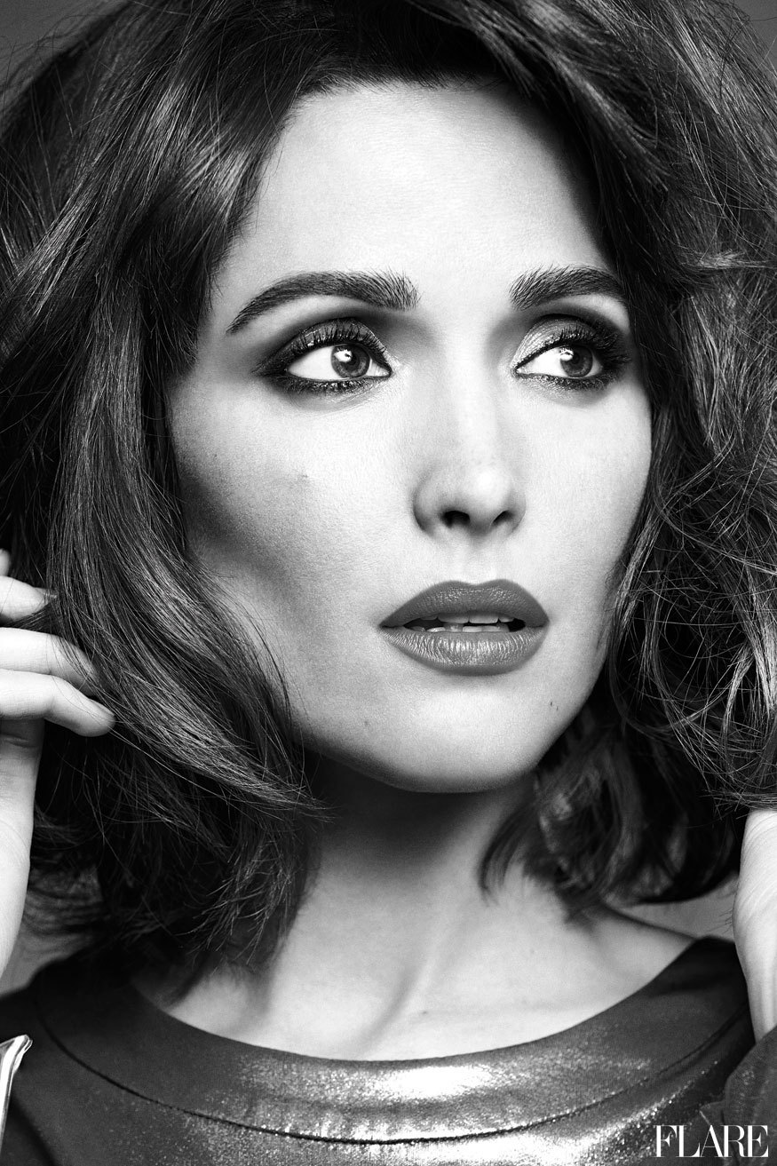 Rose Byrne - August 2012 / Fashion Director: Elizabeth Cabral / Acting Art Director: Benjamin MacDonald / Photographer: Max Abadian On-set in New York with leading actress Rose Byrne for her first Canadian cover shoot.
