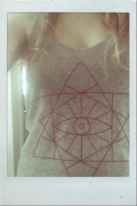 LOVE my tank top from our buddies @ Alchemy Design follow 'em here: http://thealchemystical.tumblr.com/