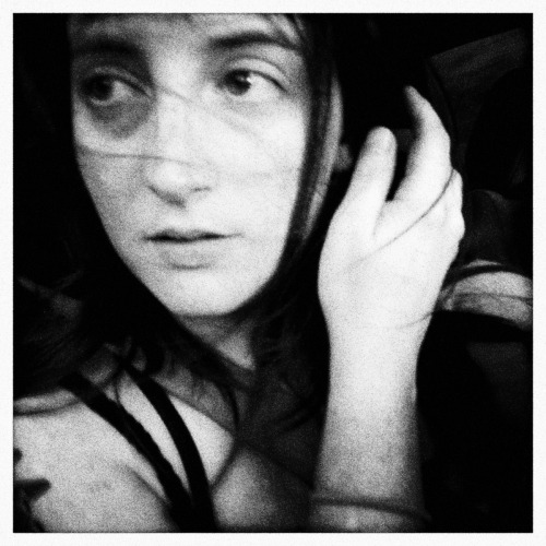 project365: Me being an iPhone camera app hipster (Hipstamatic because I refuse to use Instagram) while on a road trip.  (Day 224/365)