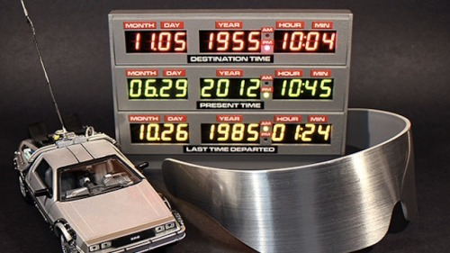 I wish this clock was available to buy, but it's not, because Adafruit (the company that made the one in the photo above) can't legally make and sell them for trademark reasons. …They can however provide instructions for how to make your own if it's for personal use and you can click on the image above to get to them!