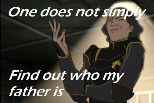 Just ask Sokka. He ought to know ;P
