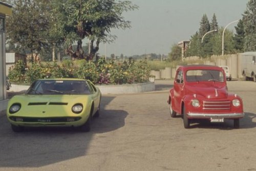 definemotorsports:  Working class vs The riches.