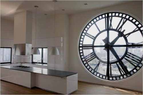 Brooklyn Tower Clock Penthouse