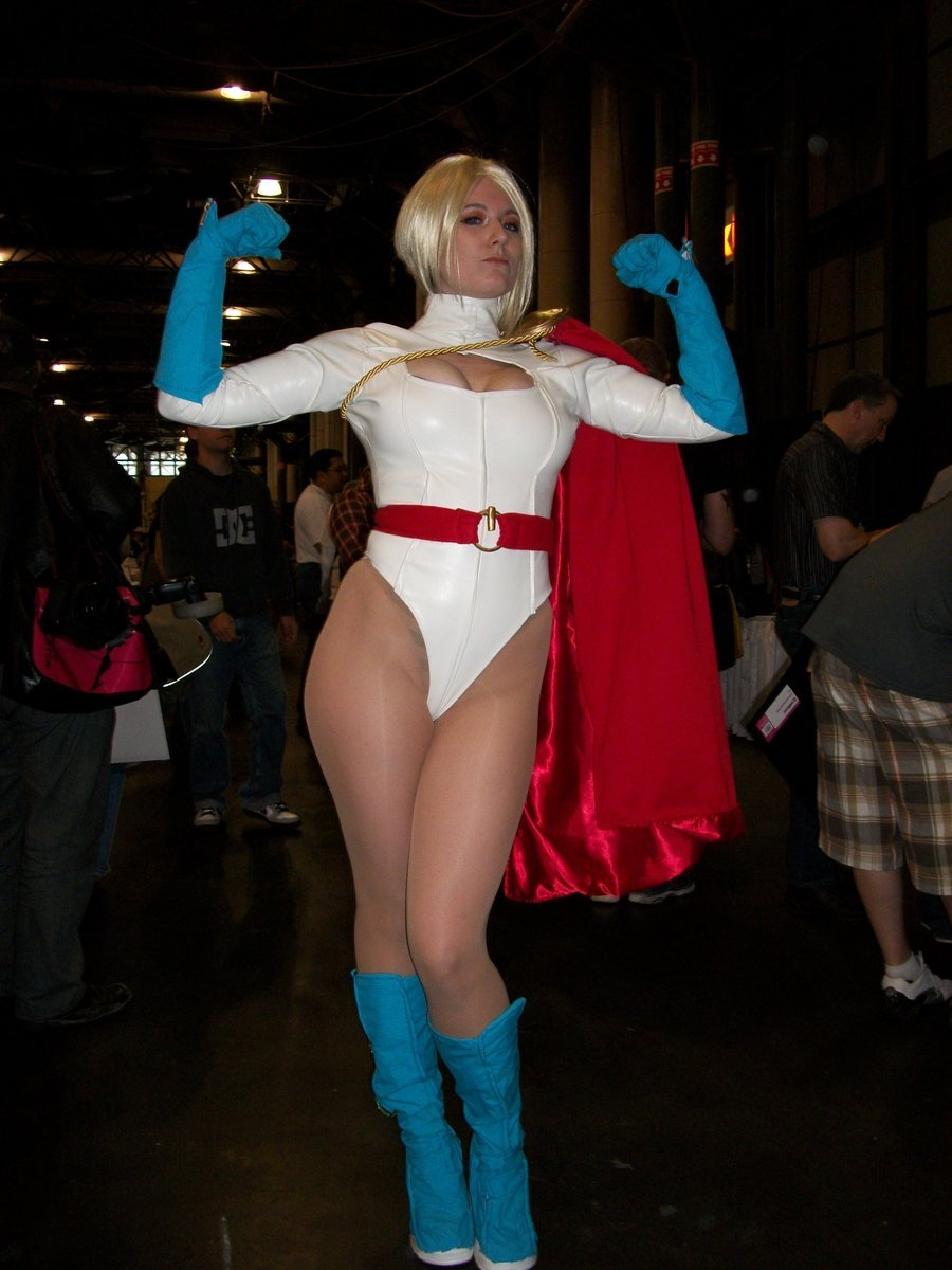 Power Girl, cosplayed by Ashley Riot, photographed by lenlenlen1 Read More: http://www.comicsalliance.com/2012/07/09/best-cosplay-ever-this-week-07-09-12/#ixzz209Dke8HR